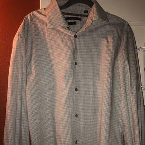 John Varvatos USA casual button down shirt